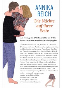 Annika Reich_Die Nächte auf ihrer Seite