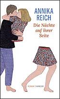 Annika-Reich_Die-Naechte_auf-ihrer-Seite_Ankuendigung